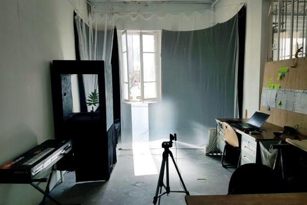 Résidence Atelier 17 – Friche Lamartine